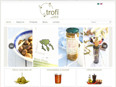 Trofi Exceptional Greek Products